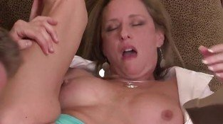 NastyPlace.org - Jodie West fucking with young boy