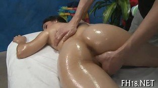 Female massage porn