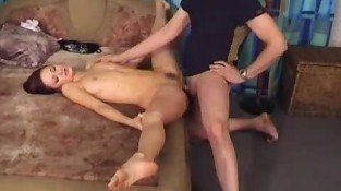 Teen gal in hot 69