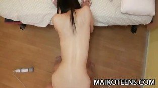 Rika Shimamura - Exotic JAV Teen Drilled Deep